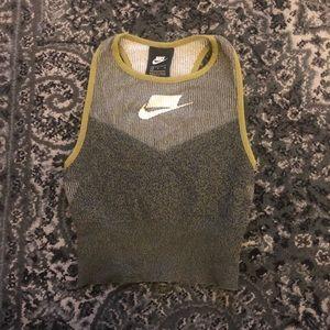 Nike Tech Knit Crop